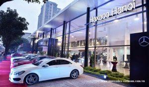 Mercedes-Benz Haxaco Láng Hạ (1)