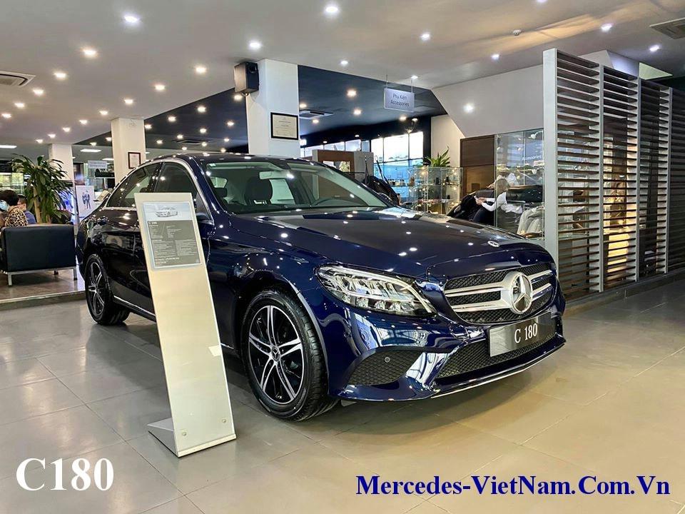 Mercedes C180 model 2020 giá bao nhiêu ?