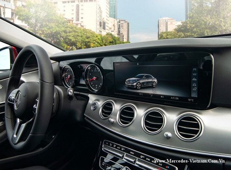 Mercedes E180 2020