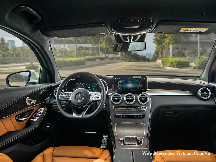 Mercedes GLC 300 Coupe 4Matic 2020