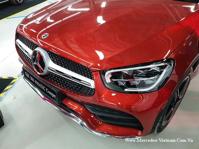Mercedes GLC 300 Coupe 4Matic 2020