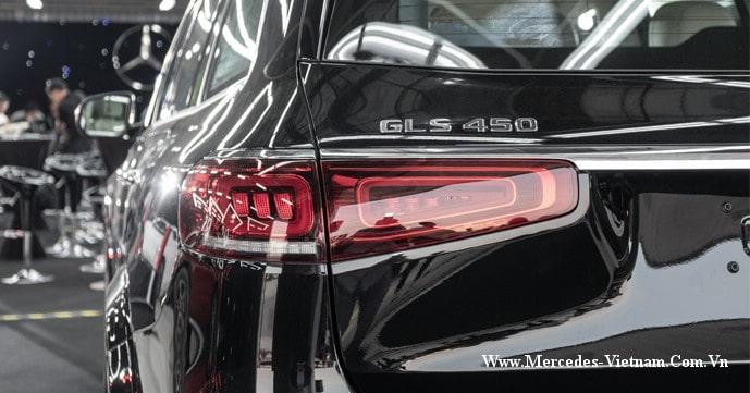 Mercedes GLS 450 4Matic 2020