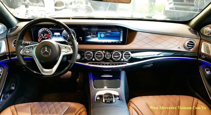 Mercedes S450 Luxury 2020