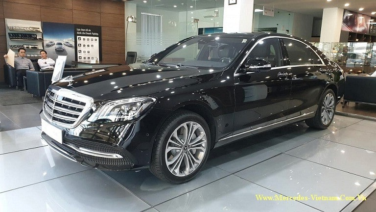 Mercedes S450 Luxury 2020