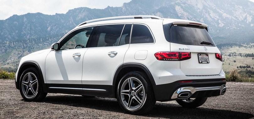 Đánh giá Mercedes GLB 250 2021 chiếc xe nhiều mong đợi ...