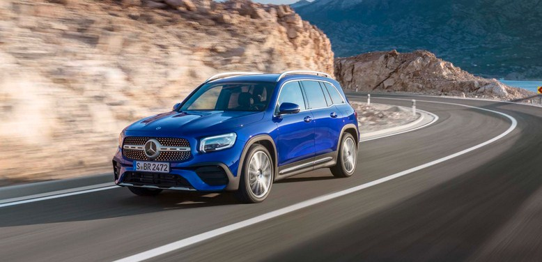 Đánh giá Mercedes GLB 250 2021 chiếc xe nhiều mong đợi