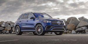 Đánh giá nhanh : Mercedes-AMG GLE 63 S 2021 Sức mạnh cơ bắp