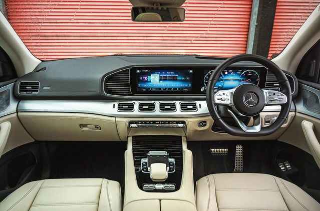 Đánh giá xe Mercedes-Benz GLS 2021 mới nhất