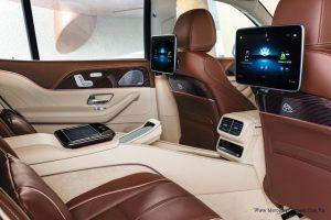 Mercedes-Maybach GLS 600 2021 ra mắt dưới dạng S-Class cuối cùng của SUV
