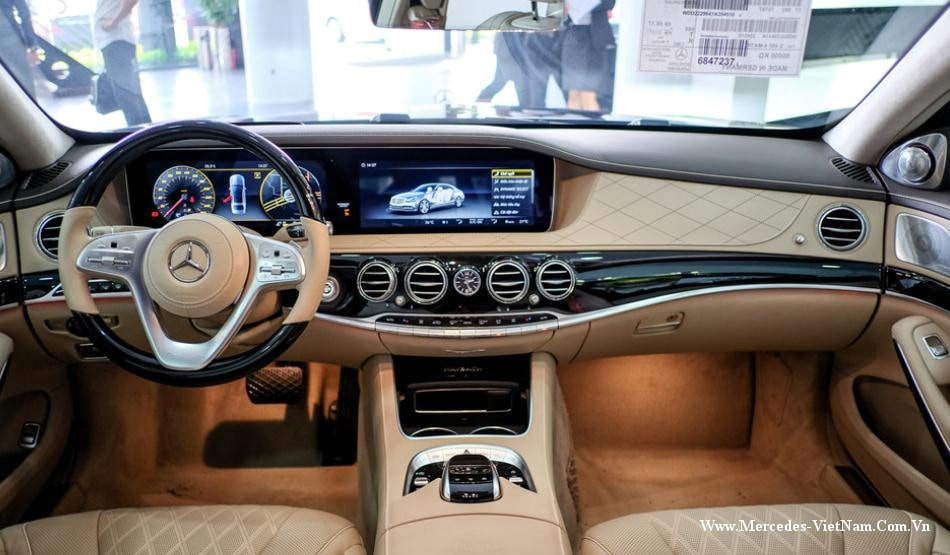 Mercedes Maybach S450