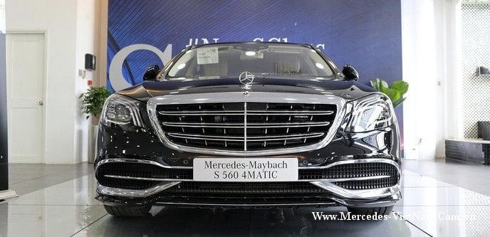 Mercedes-Maybach S560 4Matic 2020