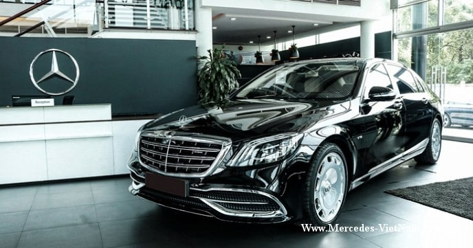 Mercedes-Maybach S650 2020