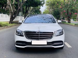 Bán Mercedes S450 Luxury 2019 lướt mới đi 2.510 km