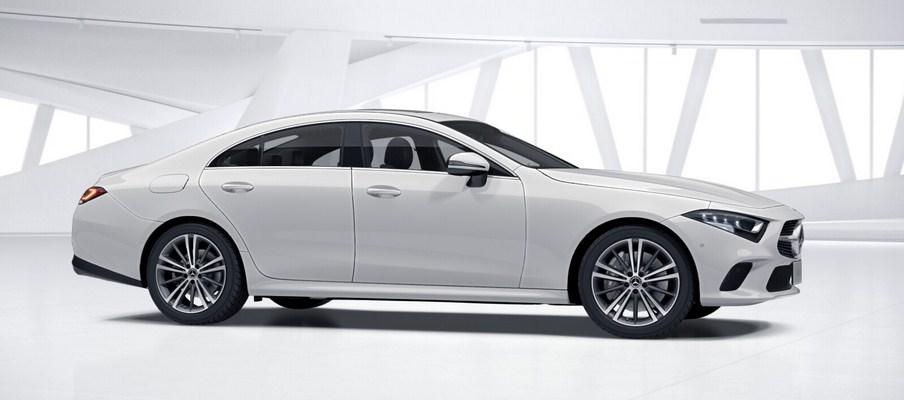 Mercedes-Benz CLS 260 2020 đạt được động cơ bốn xi lanh nhỏ gọn 1.5L ra mắt tại Trung Quốc