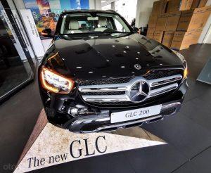 Mercedes GLC 200 2021 thiết kế với phong cách thời trang lịch lãm