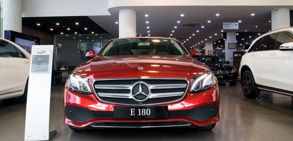 Thông số kỹ thuật Mercedes E180 2021 mới nhất