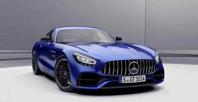 Mercedes-AMG GT A Tăng sức mạnh lên 523 HP cực phê