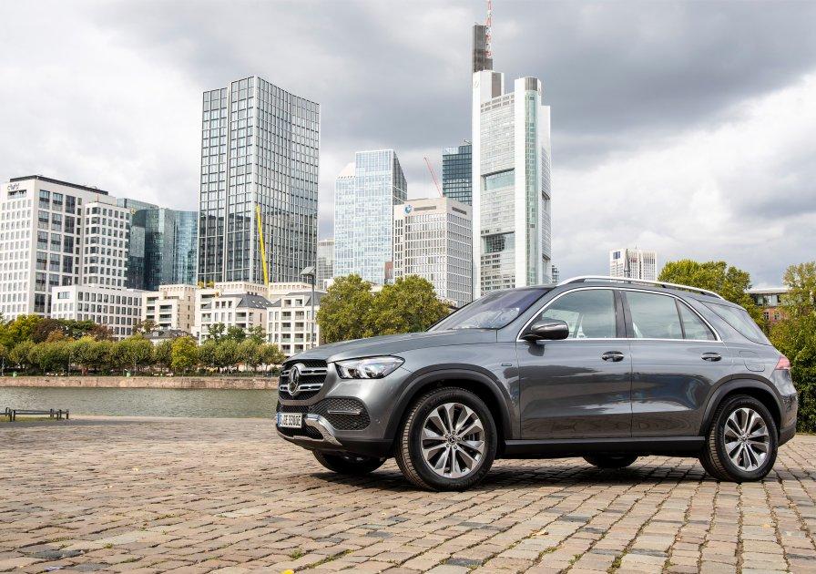 Mercedes-Benz ẵm Giải thưởng Ô tô năm 2020  AutomotiveINNOVATIONS Award 2020