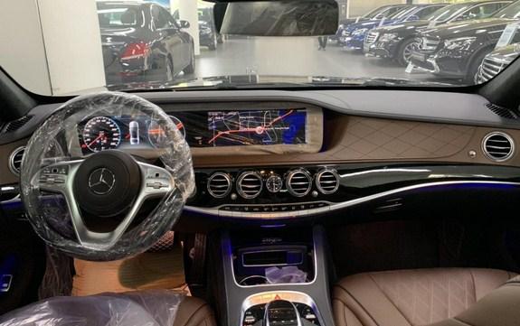 Mercedes S500 và Mercedes S450 Luxury có gì khác nhau ?