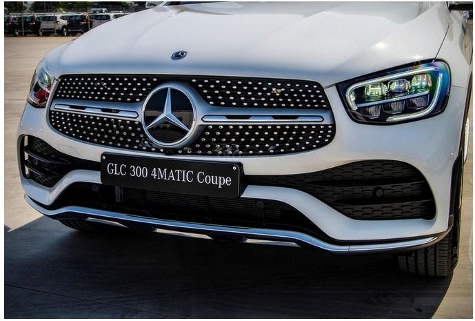 Thông số kỹ thuật Mercedes GLC 300 Coupe 2021 nhập khẩu