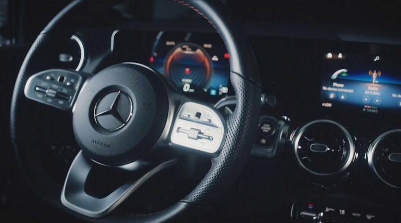 Mercedes GLB 200 AMG 2021 7 chỗ ngồi cũng ra mắt tại Thị Trường Philippines