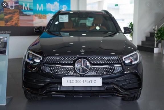 Mercedes GLC 300 2021 mạnh mẽ hơn với 258hp mã lực sức ngựa