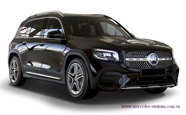 Mercedes GLB 200 2021 có bao nhiêu màu ?