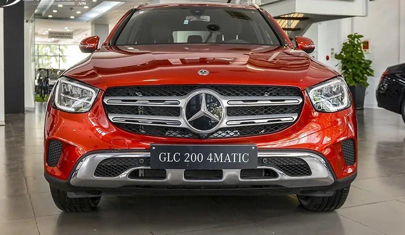 BÌNH YÊN cuối tuần cùng với Mercedes GLC 200 4Matic