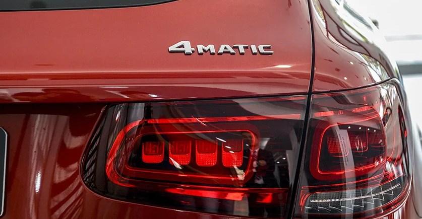Mercedes-Benz GLC 200 4Matic 2021