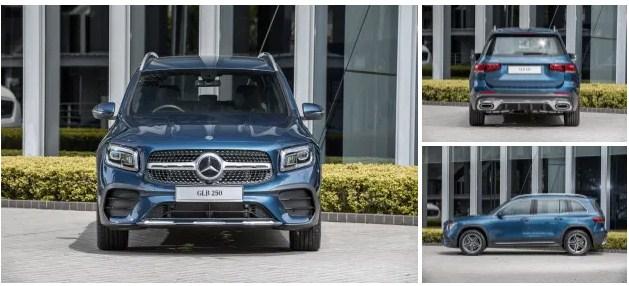 Đánh giá Nhanh Mercedes-Benz GLB 200 AMG model 2021