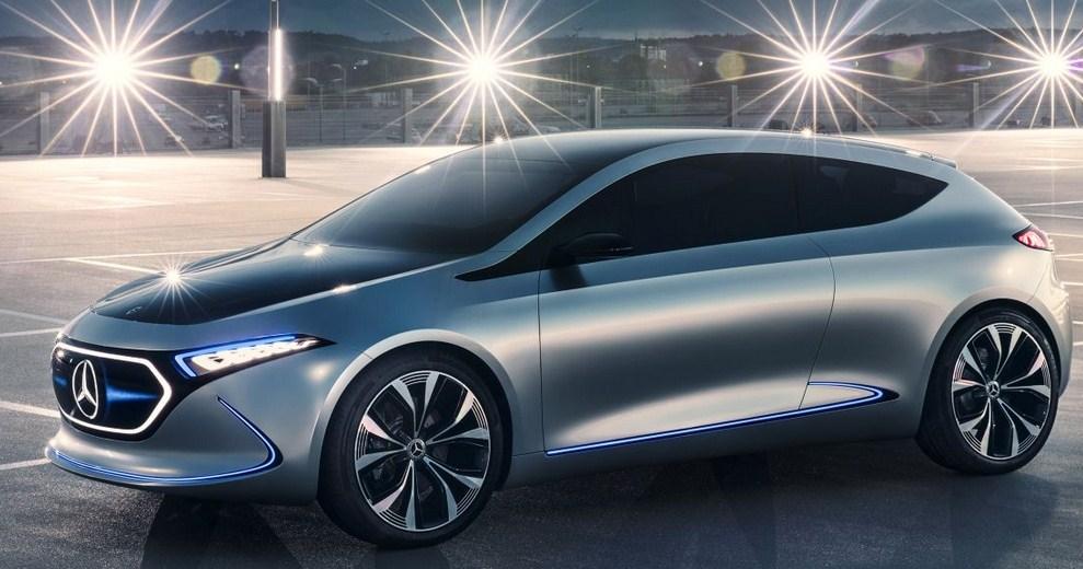 Mercedes EQA Xe Chạy điện sẽ chính thức ra mắt vào năm 2021