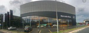 Showroom Mercedes-Benz Lào Cai