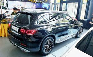 """Mercedes GLC 300 4Matic - Dòng SUV """"phiên bản tương lai"""" sang trọng"""