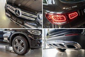 MERCEDES GLC 200 – CHINH PHỤC BẰNG DÒNG SUV NỔI DANH ĐẲNG CẤP