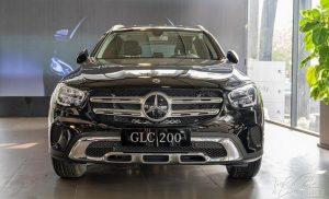 Mercedes GLC 200 SUV gầm cao mấy chỗ ngồi ?