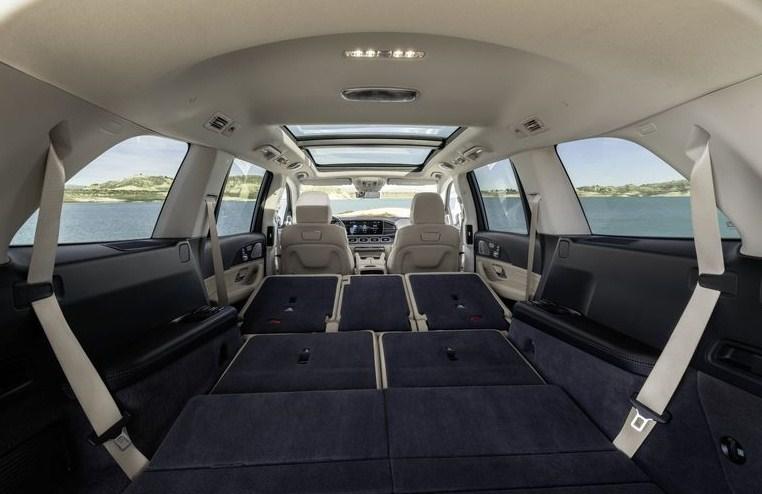 Mercedes GLS 450 4Matic 2021 giá bao nhiêu ?
