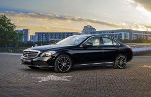 Bảng giá lăn bánh Mercedes C200 Exclusive 2021