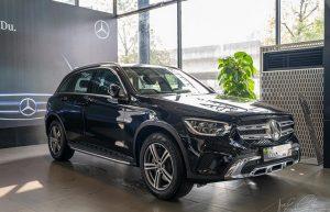 Bảng giá lăn bánh Mercedes GLC 200 2021
