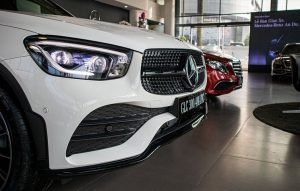Bảng giá lăn bánh Mercedes GLC 300 4Matic 2021