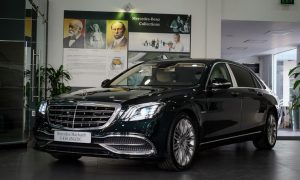 Bảng giá lăn bánh Mercedes-Maybach S450 2021