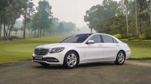 Bảng giá lăn bánh Mercedes S450 2021