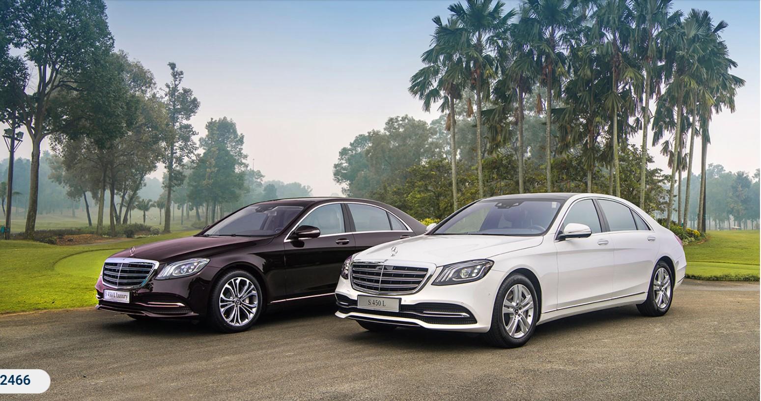 S450 & S450 Luxury