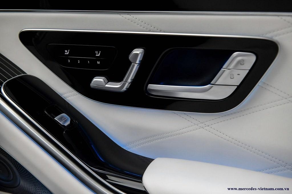Thêm hình ảnh Nội thất Mercedes-Maybach S680 2021