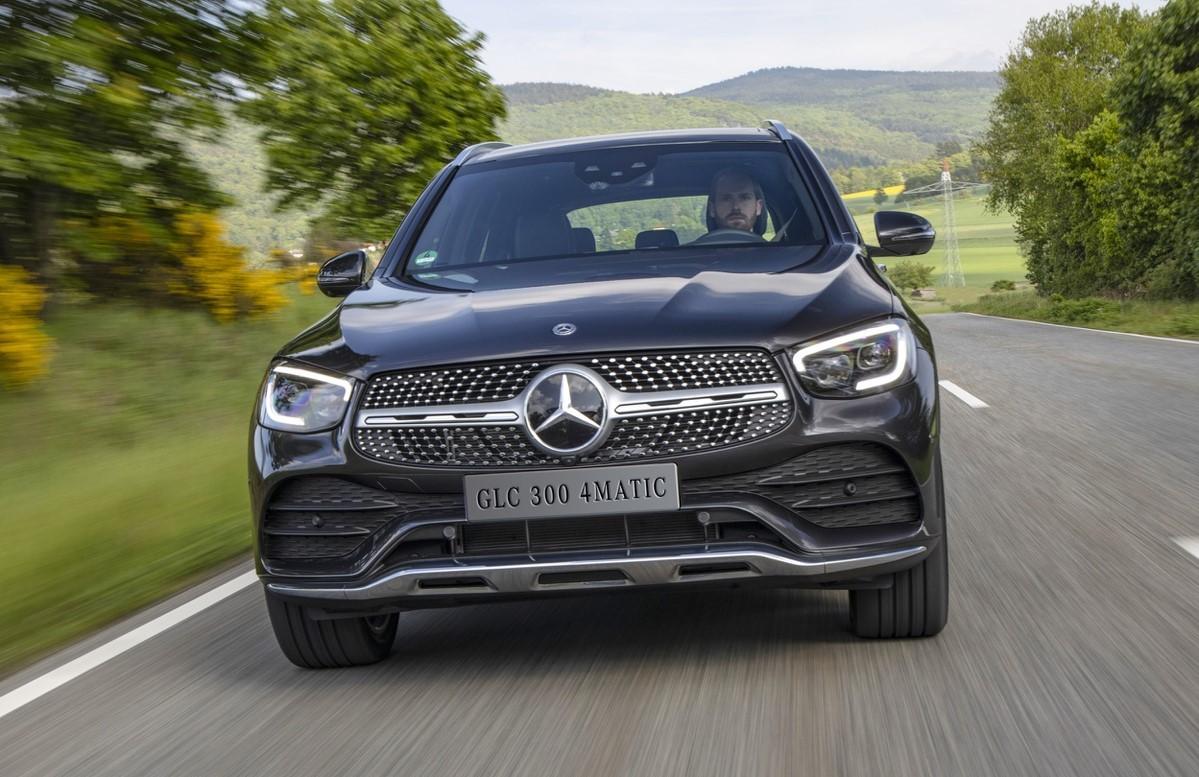 Mercedes GLC 300 2021