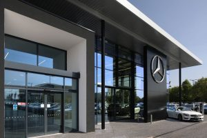 Mercedes-Benz Bình Định