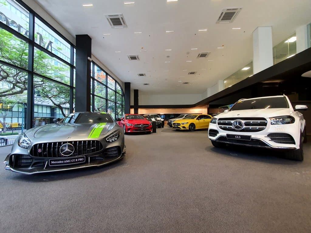 Mercedes-Benz Huế