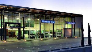 Mercedes-Benz Thái Bình