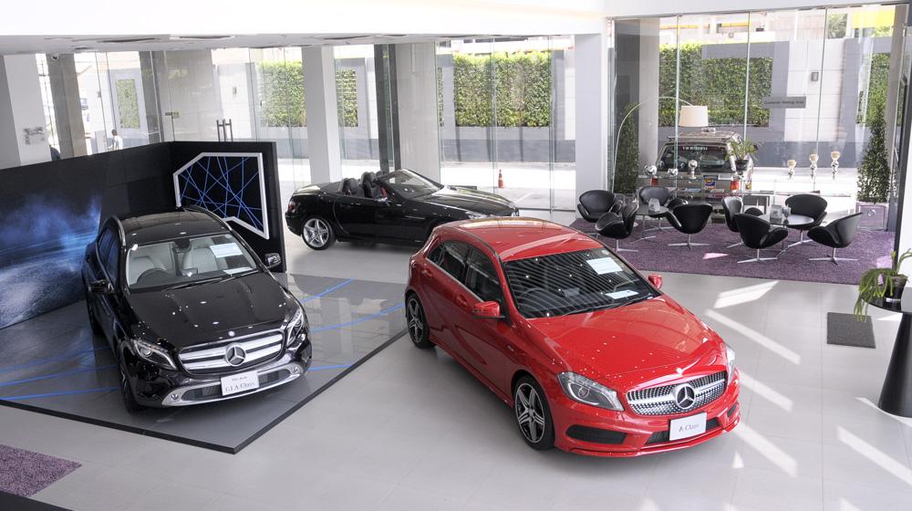 Mercedes Bình Định