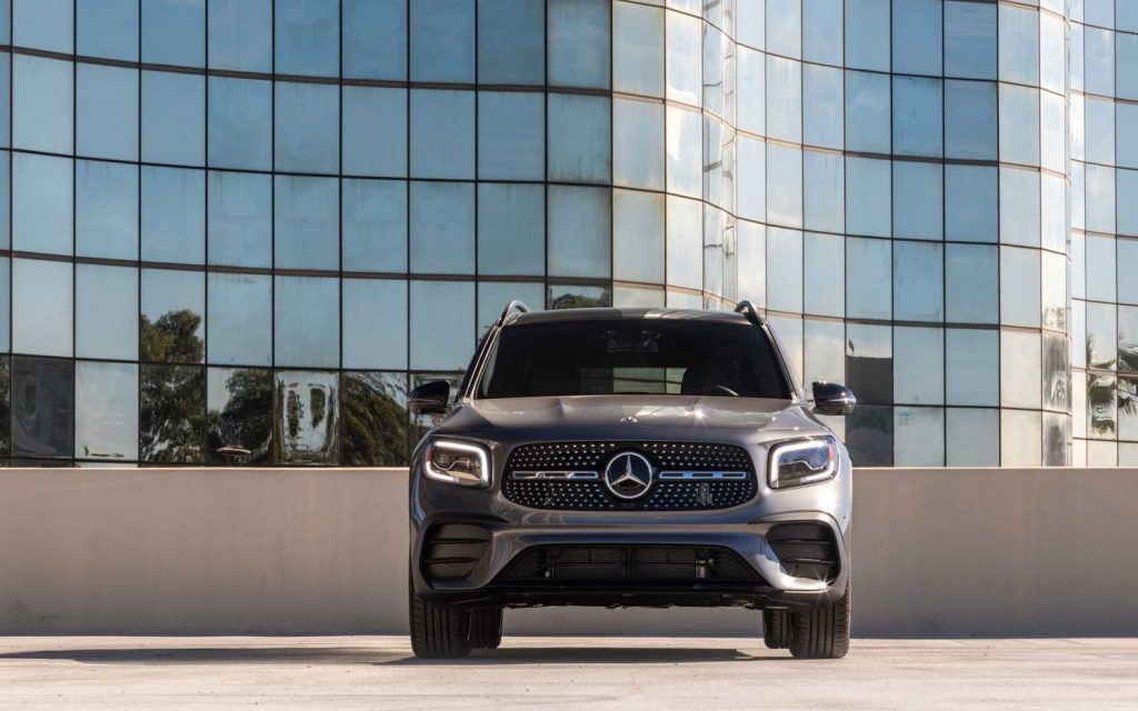 Mercedes GLB 200 2021