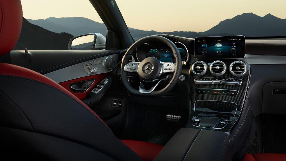 GLC 300 Coupe 2021